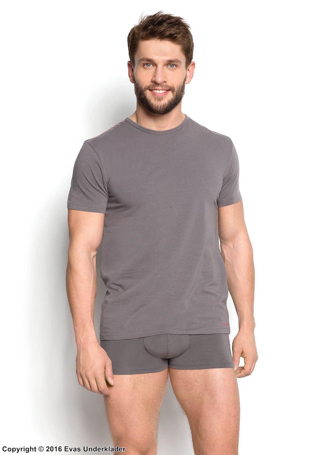Figurnära T-shirt